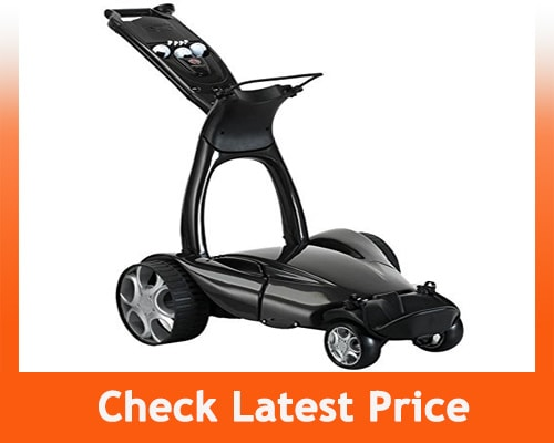 Best Electric Golf Cart - Stewart Golf X9 Follow Electric Cart