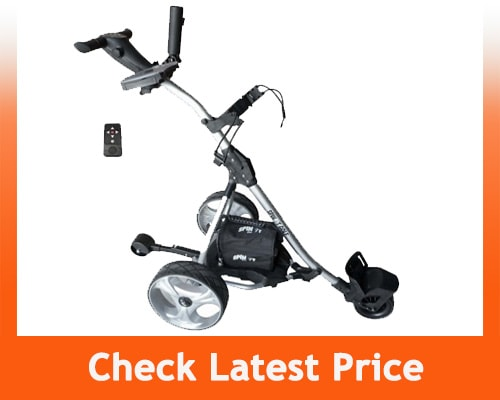 Best Electric Golf Cart - Spin It Golf Products GC1R