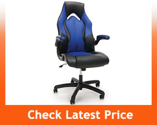 Best Gaming Chair Under 100 - Essentials Ess-3086 – Blue Gaming Chair