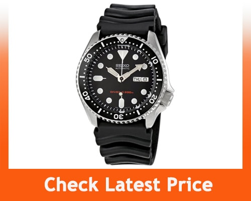 best dive watches under $200 - Seiko Men's SKX007K Diver's