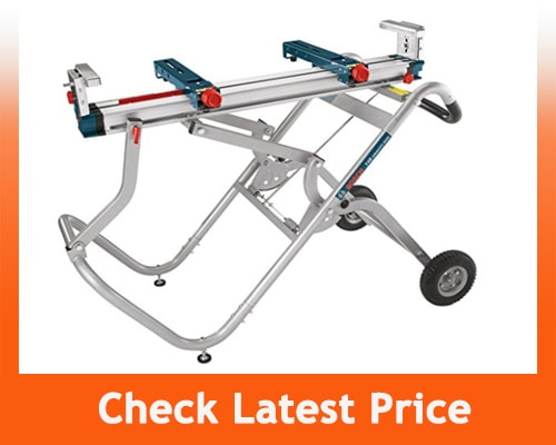 best miter saw stands - Bosch Portable T4B