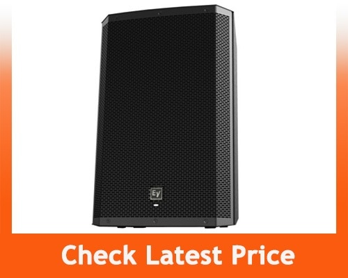 best powered speakers for dj - The Electro-Voice ZLX-15P 15