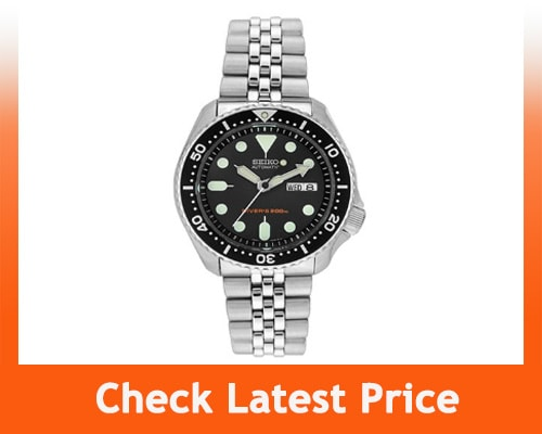 best dive watches under $200 - Seiko Men's SKX007K2