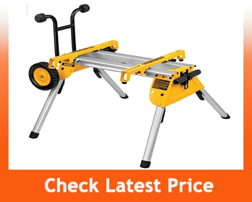 best miter saw stands - DEWALT DW7440RS