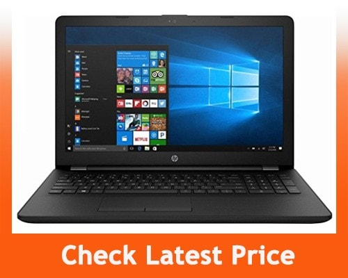 gaming laptops under 300 - High-Performance HP 15.6″ Laptop PC AMD A6-7310 Quad-Core Processor