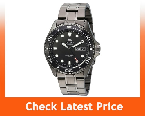 best dive watches under $200 - Orient Men's Ray Raven II