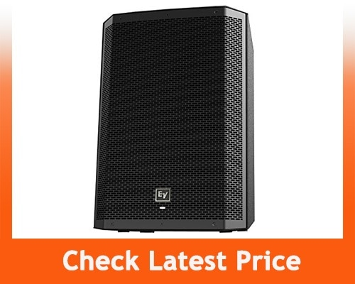 "best powered speakers for dj - Electro-Voice ZLX-12P 12"" Loudspeaker"
