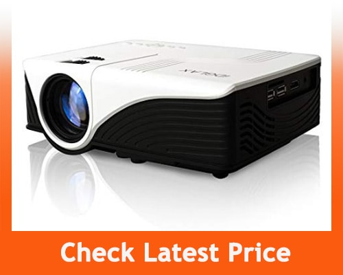best projectors under 100 - iDGLAX iDG-787W – Mini Projector with HDMI Cable