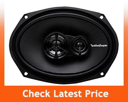 best 6x9 speakers - Fosgate R169X3 Prime 6 x 9 Inch 3-Way Full-Range Coaxial Speaker