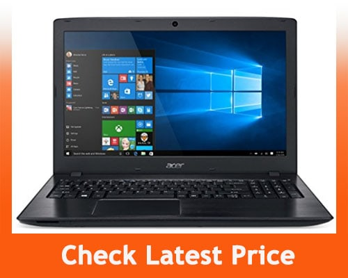 Best Laptop For DJing - ACER ASPIRE E 15 E5-575-33BM