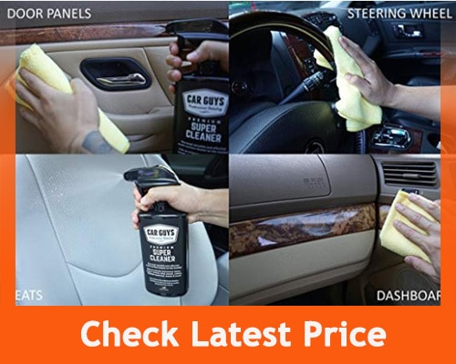 best car carpet cleaner - CarGuys Super Cleaner