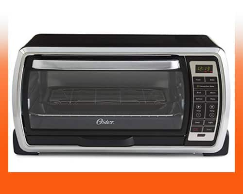 best toaster ovens under $100 - The Oster Large Countertop Toaster Oven