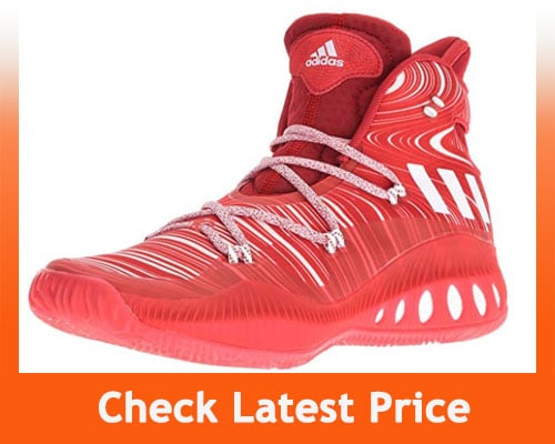 best basketball shoes for ankle support - Adidas Performance Crazy Explosive