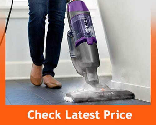 best mop for tile floors - The Bissell Symphony All-In-One Cleaner