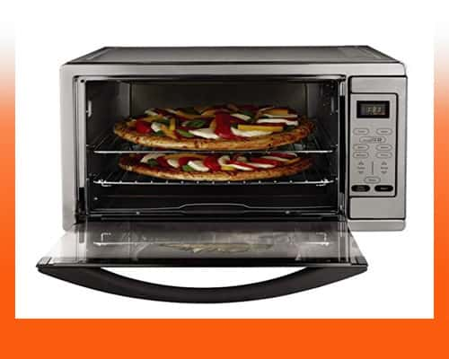 best toaster ovens under $100 - The Oster Extra Large Countertop Convection Oven
