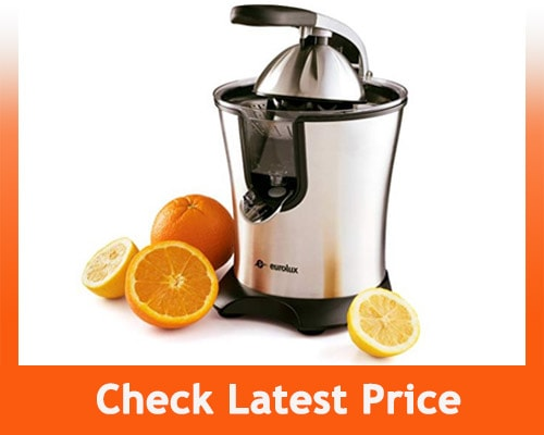best juicer under $100 - The Eurolux Electric Orange Juicer