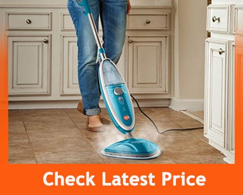 best mop for tile floors - The HOOVER Wh20200 Steam Mop