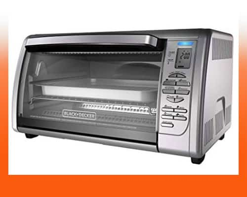 best toaster ovens under $100 - The BLACK+DECKER Countertop Toaster