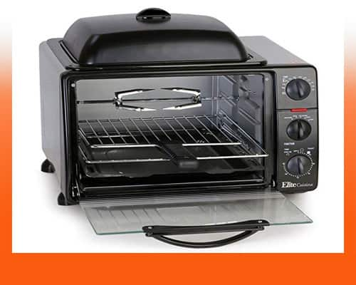 best toaster ovens under $100 - The MaxiMatic ERO-2008S Elite Toaster Oven