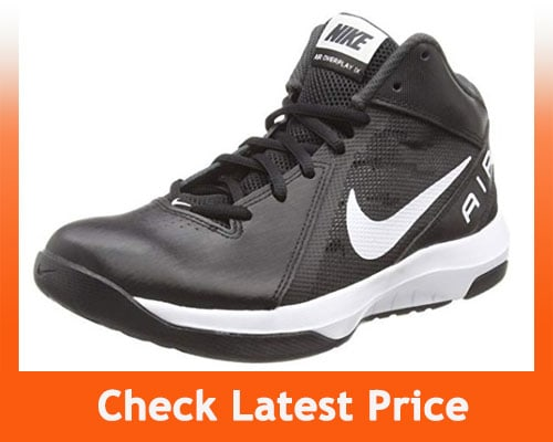 best basketball shoes for ankle support - NIKE the Air Overplay IX