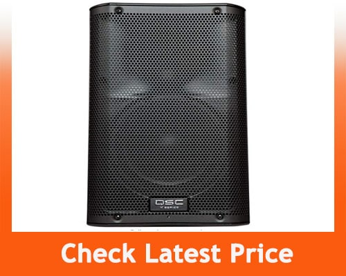 best dj speakers - QSC K10