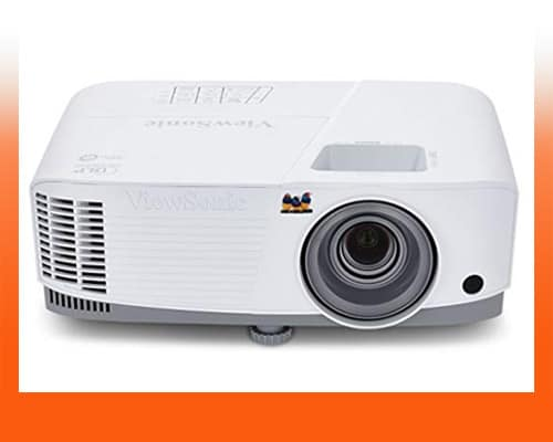 Best Outdoor Projectors - Viewsonic PA503W