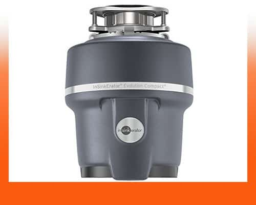 Quiet Garbage Disposal - InSinkErator Evolution Compact ¾ HP
