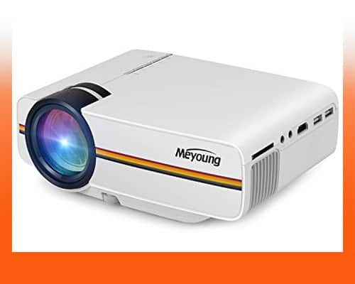 Best Outdoor Projectors - Meyoung TC80