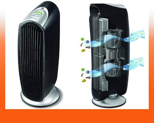 best air purifier for smoke - Honeywell HFD-120-Q