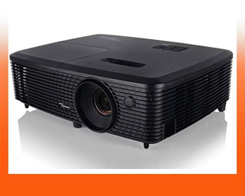 Best Outdoor Projectors - Optoma X341