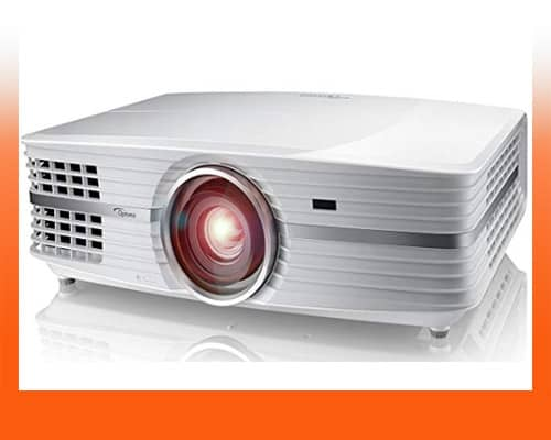 Best Outdoor Projectors - Optoma UHD60 projector