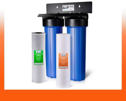 best whole house water filter-iSpring WGB22B 2