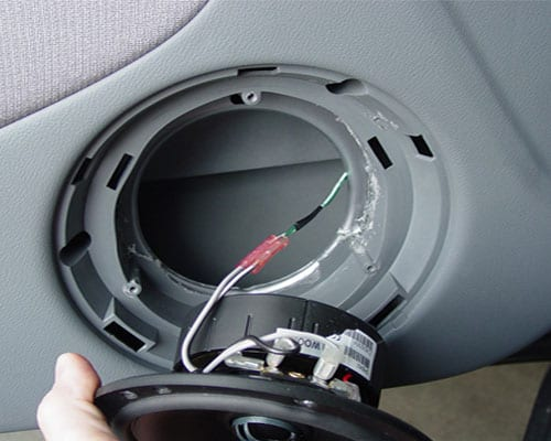 how to install car speakers yourself a beginner s full guide rh trendyseekers com wiring car speakers in parallel wiring car speakers without harness