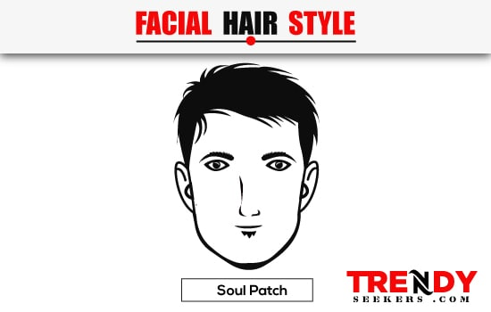 Soul Patch Beard Style