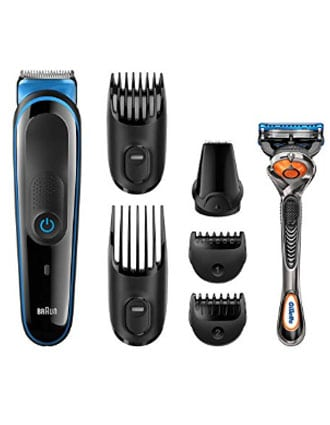 Braun MGK3045 Trimmer Multi-Grooming Kit