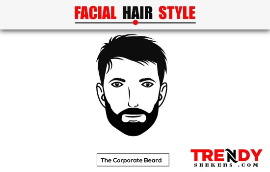 The Corporate Beard Style