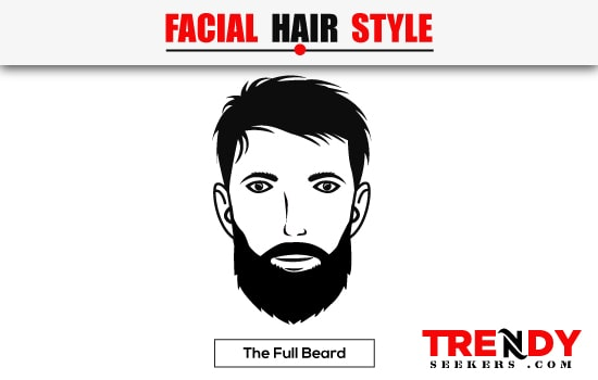 The Full Beard Style