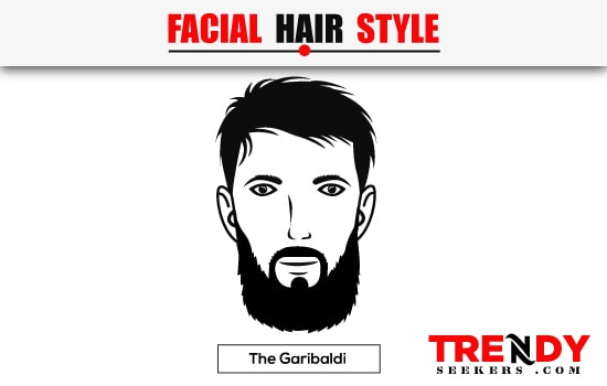 The Garibaldi Beard Style