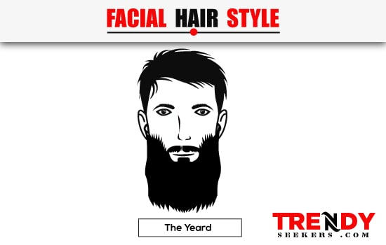 The Yeard Beard Style