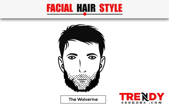 The Wolverine Beard Style