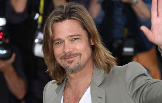 The Brad Pitt - The Full Goatee