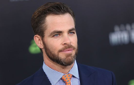 The Chris Pine - The Short Boxed Beard