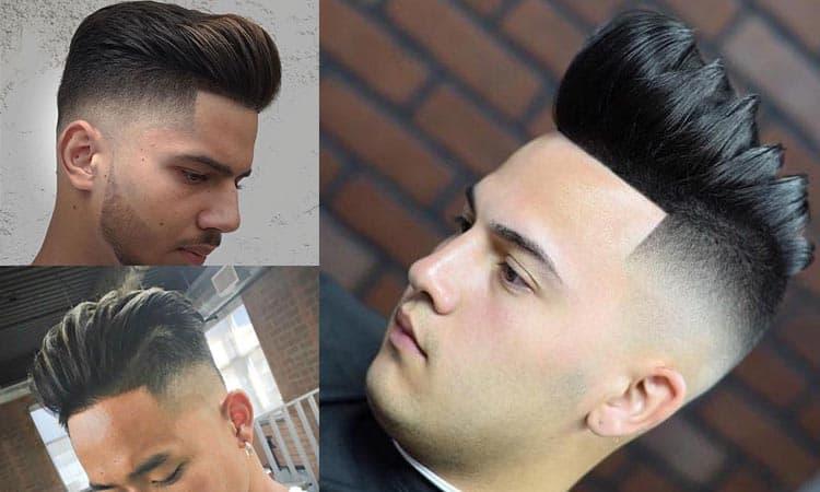 Intimidating mens haircuts 2019