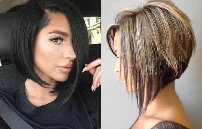 Hairstyles 2019 Female With Bangs: 42 Short Hairstyles For Women (2019) [Best Trending Haircuts]