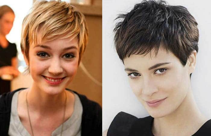 Most popular female celebrity haircuts