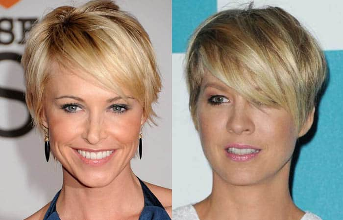 10 best celebrity short hairstyles