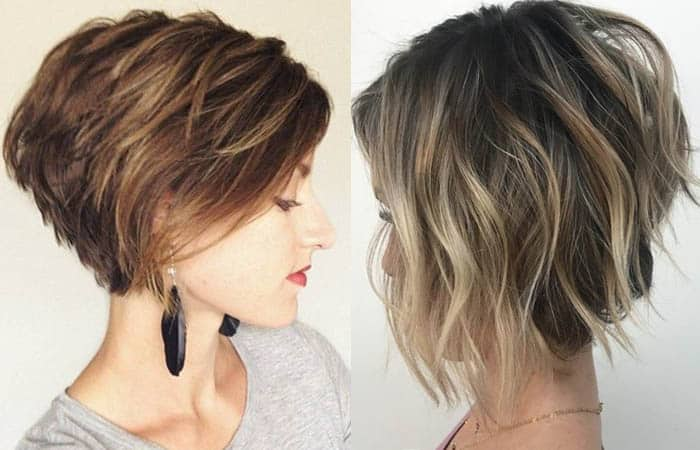 Pictures Of Bob Hair Styles: 42 Short Hairstyles For Women (2019) [Best Trending Haircuts]