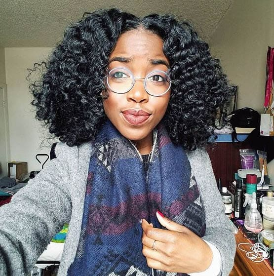 Braid Out Hairstyles For Black Women