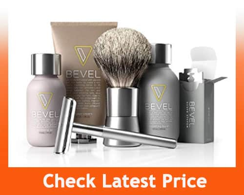 Bevel Shave System Kit for Black Men