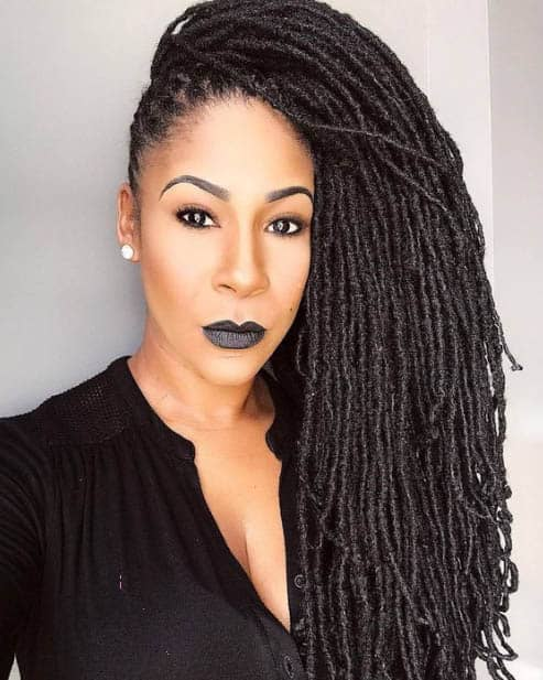 Locs Twists Natural Hairstyles For Black Women